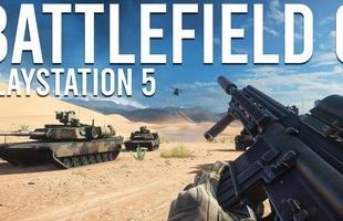 Rò rỉ nhiều thông tin mới về Battlefield 6