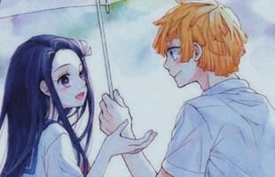 Tình bể bình khi ngắm avata cặp được lấy cảm hứng các nhân vật trong Kimetsu no Yaiba