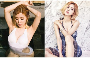 Ngắm nhìn vòng một khủng của DJ Soda - thiên thần âm nhạc của Hàn Quốc