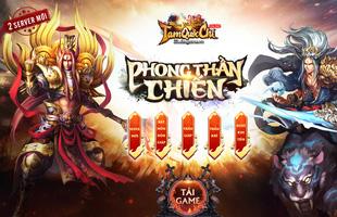 Tam Quốc Chí Online big update phiên bản thứ 16