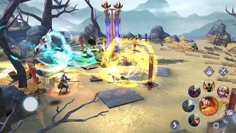 Lục Mạch 3D - MMORPG mới của GOSU dự kiến phát hành tại Việt Nam tháng 07