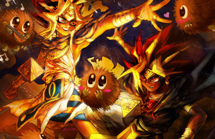 Những lá bài ma thuật nào gắn liền với tên tuổi Yami Yugi trong Yu-Gi-Oh?