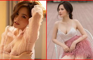 """Chiêm ngưỡng dàn mỹ nhân Việt mặc nội y xuyên thấu """"đốt mắt"""" cư dân mạng"""