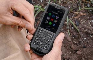 """Nokia ra mắt """"cục gạch"""" siêu bền, chống nước, pin 43 ngày, giá 2.8 triệu đồng"""