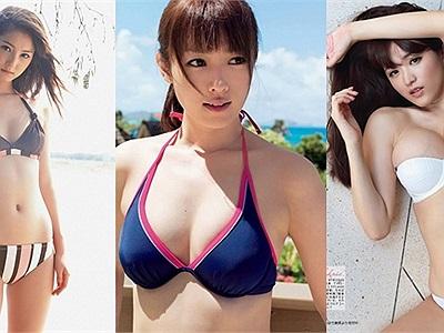 """Chiêm ngưỡng """"Top người tình trong mộng"""" của đàn ông tại Nhật Bản"""