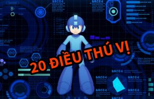 20 thông tin vui có thể bạn chưa biết về anh chàng người máy Mega Man (Phần 2)