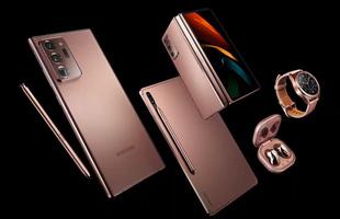 Samsung ra mắt năm thiết bị Galaxy mới, trao quyền năng tối ưu trong công việc và cuộc sống