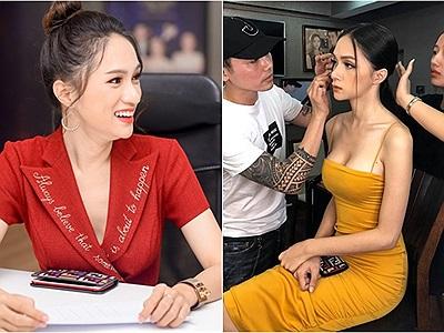 """Fan thi nhau """"bóc giá"""" món đồ hiệu Hương Giang đang cực """"bồ kết"""" và cái kết là..."""