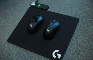 Logitech PowerPlay: Chiếc pad thần kỳ biến chuột gaming trở nên thực sự không cần dây