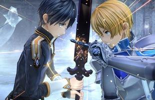 Xuất hiện game mới Sword Art Online được phát hành ngay trên Steam