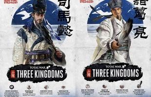 [Total War: Three Kingdoms] Tìm hiểu về sức mạnh của bộ ba Tư Mã Ý, Gia Cát Lượng, Chu Du