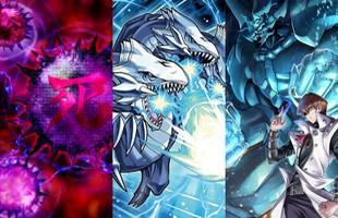 """Những lá bài nào được coi là """"bài tủ"""" của Kaiba trong Yu-Gi-Oh?"""