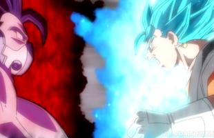 Super Dragon Ball Heroes tập 3: Kẻ mạnh nhất tỏa sáng, Vegito Blue Kaio-Ken bùng nổ