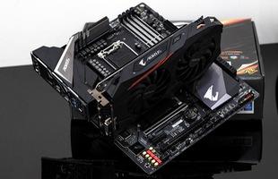 Cận cảnh Gigabyte Z390 Aorus Pro - Bo mạch chủ đỉnh cấp cho game thủ, đẹp ngất ngây