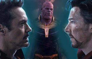 Giải mã Trailer Avengers: Endgame - Khi các siêu anh hùng ngập tràn trong đau khổ còn Thanos thì ung dung tận hưởng