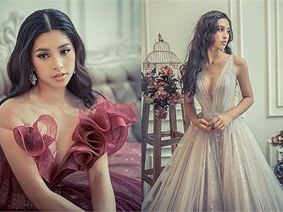 Trước giờ G Hoa hậu thế giới, Tiểu Vy tung bộ ảnh mơ màng, đẹp không góc chết