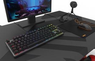 """Thương hiệu mới lạ KROM – """"Gã thợ rèn Gaming Gear"""" chuẩn bị xuất hiện tại Việt Nam"""