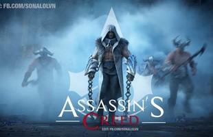 Phì cười với loạt ảnh chế của game thủ LMHT về Warriors: Sylas siêu ngầu, Lux và Kai