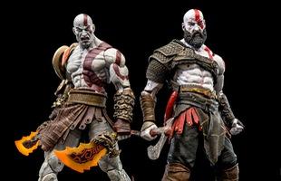 Không còn nghi ngờ gì nữa, Kratos trong God of War mới chính là chiến thần tưởng đã chết trong phần 3