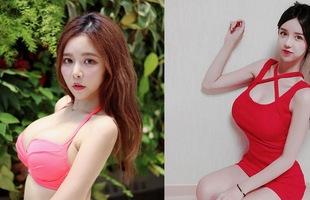 Chảy máu mũi với thân hình nóng bỏng của những người mẫu Hàn Quốc được hâm mộ nhất