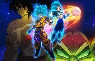 Siêu Saiyan huyền thoại Broly tái xuất trong Dragon Ball Super
