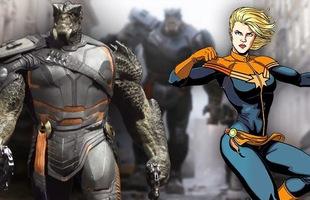 Tin đồn Captain Marvel bị đánh bại: Tất cả chỉ là chuyện nhảm nhí
