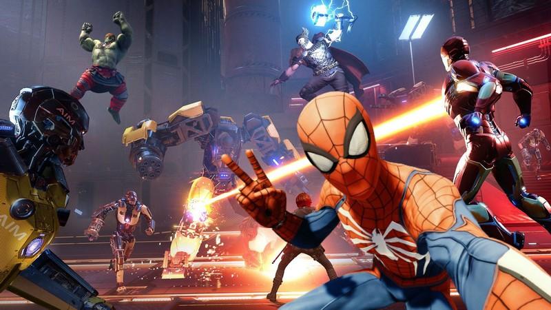 Siêu phẩm Avengers sẽ có Spider-Man nhưng...