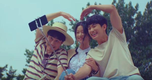 """TẬP CUỐI Điên Thì Có Sao ngọt muốn xỉu: Anh trai khờ chính thức """"nhường"""" Kim Soo Hyun cho em dâu rồi cả nhà ơi!"""