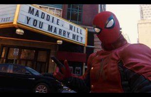 """Lời cầu hôn bí mật trong game Spider-man hóa ra lại biến thành Easter Egg """"buồn nhất lịch sử"""""""