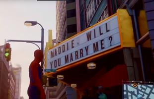 Lời cầu hôn bí mật trong game Spider-Man PS4 bỗng trở thành Easter Egg buồn nhất năm 2018