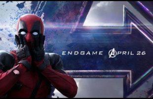 Ra mắt hoành tráng, Marvel lại đánh mất bản quyền tên miền Avengers Endgame vào tay… Deadpool