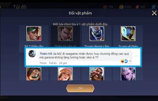 Mocha ZD giành HCĐ cao quý, game thủ Liên Quân Mobile đòi tặng FREE tướng và skin