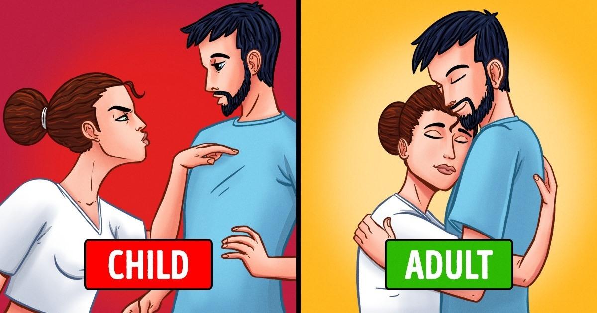 10 dấu hiệu cho thấy bạn đã thực sự trưởng thành