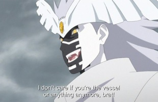 """Boruto tập 135: Urashiki bất ngờ gọi Boruto là """"vật chứa"""" và không để tâm đến cơ hội """"hồi sinh"""
