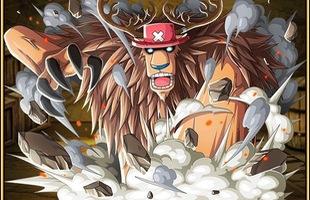 """One Piece: Tài năng có thừa nhưng """"không được công nhận"""", tới cả mức truy nã cũng bất công với Chopper"""