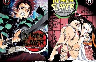 Những chi tiết thú vị này trên mỗi bìa truyện Kimetsu no Yaiba, fan ruột cũng chưa chắc nhận ra được!