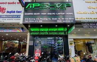 APSHOP điểm đến lý tưởng cho Giới công nghệ và Anh em Game thủ