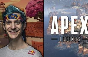 """Ninja """"Viêc Apex Legends vượt qua Fortnite là điều không thể"""""""