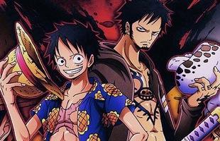 Bạn biết gì về Kikoku - Quỷ kiếm của Trafalgar Law trong One Piece?