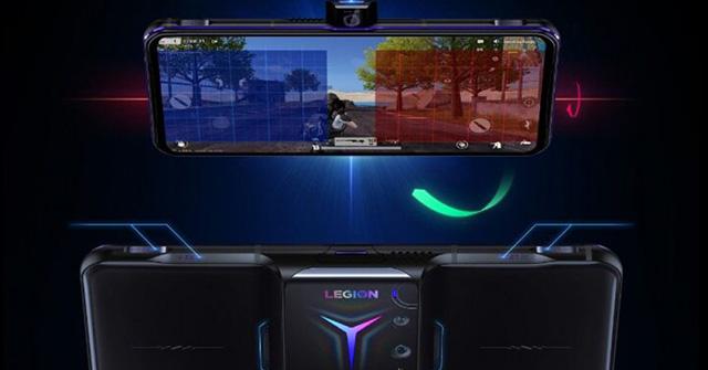 Lenovo ra mắt smartphone siêu khủng cho game thủ
