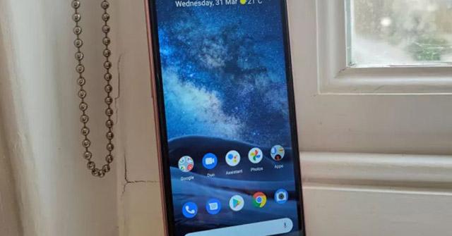 Nokia X20 - chiếc smartphone 5G giá trị nhất hiện nay