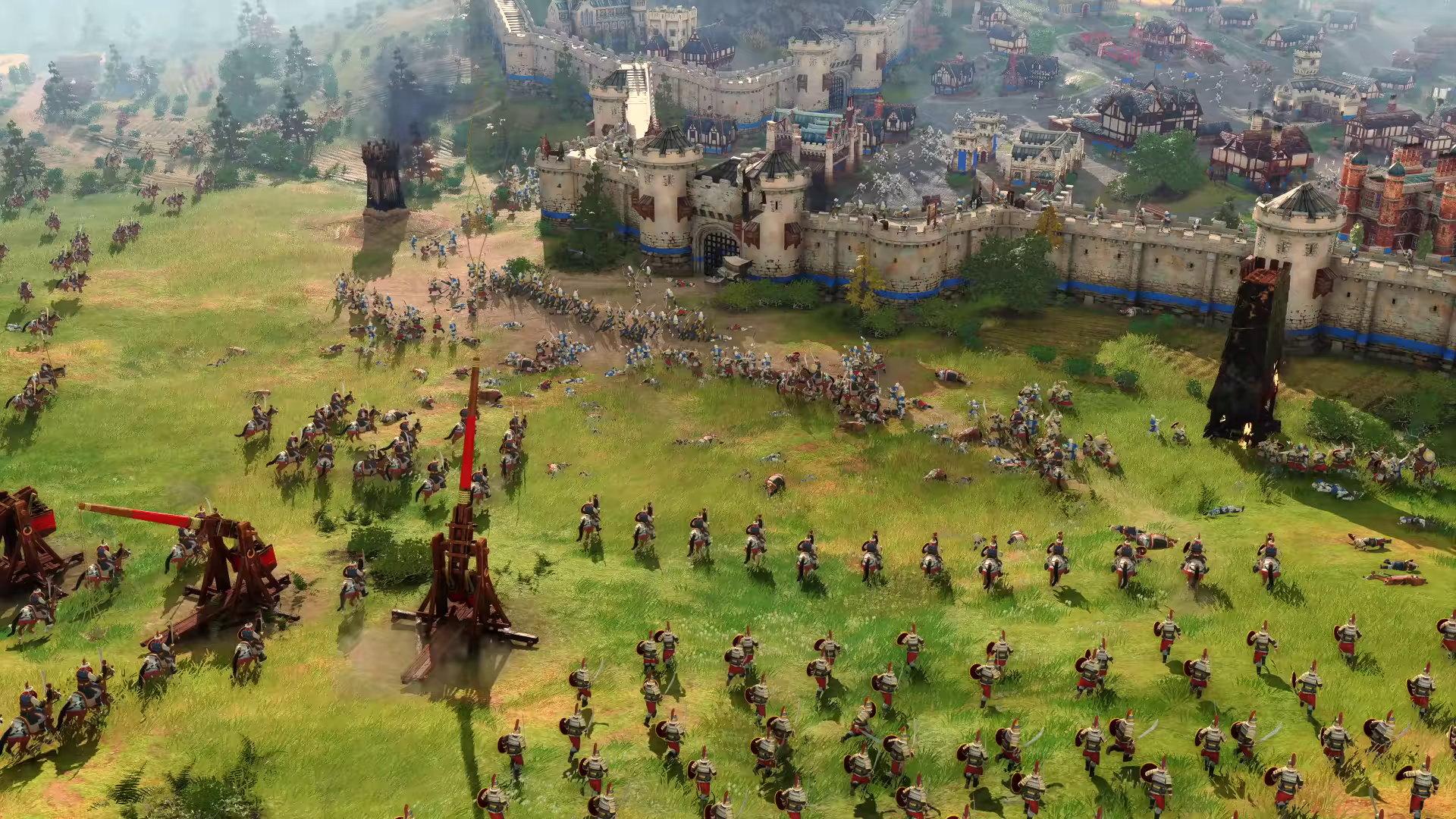 Đế chế 4 – Phần thứ 4 của tựa game huyền thoại sắp ra mắt