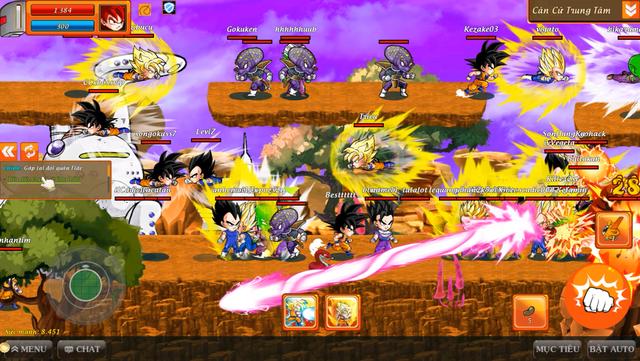 Game4V tặng giftcode Gọi Rồng Online mừng game ra mắt 10/04