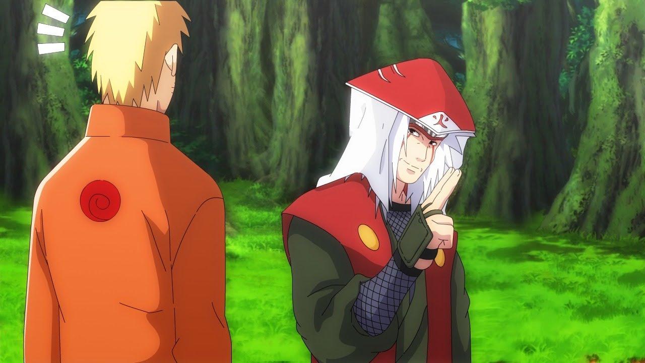 Naruto: Điều gì sẽ xảy ra nếu Jiraiya là Hokage?
