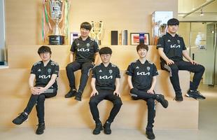 """Bảo vệ thành công chức vô địch LCK sau màn """"tuyệt diệt"""" Gen.G, DWG KIA trở thành cái tên đầu tiên góp mặt ở MSI 2021"""