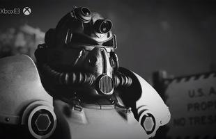 """[E3 2018] Thấy buổi họp báo của Microsoft quá to, Bethesda """"mượn luôn sân khấu"""" để quảng cáo cho Fallout 76"""