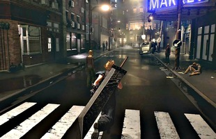 Đứng hình với 8 phút gameplay tuyệt đỉnh của Final Fantasy VII Remake