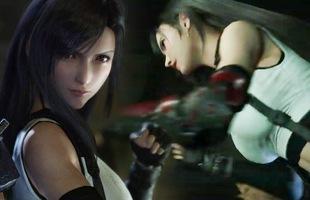Cuối cùng thì Tifa xinh đẹp, nóng bỏng cũng xuất hiện trong Final Fantasy VII Remake