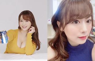 Mỹ nhân 18+ Nhật Bản bị chê về thân hình thừa cân, ham nhậu nhẹt hơn cả đóng phim