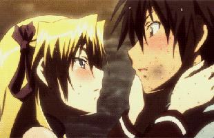 """Ngây ngất với 10 cảnh """"khóa môi"""" đáng ghen tị trong anime Nhật Bản"""